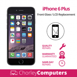 iPhone 6+ Plus Screen Replacement Service