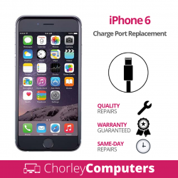 iPhone 6 Charge Port Replacement Service